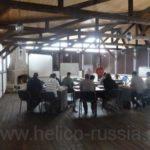 ХелиКо организовала в Пятигорске курсы компании Robinson Helicopter Company