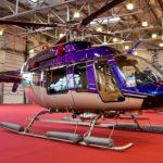 Вертолет Bell 407: легкий, универсальный, надежный
