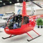 HELI-EXPO 2016 и посещение завода Robinson Helicopters