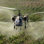 Вертолеты на службе у сельского хозяйства