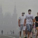 Вертолеты и обнаружение лесных пожаров в России