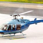 Сколько у вертолета потолков